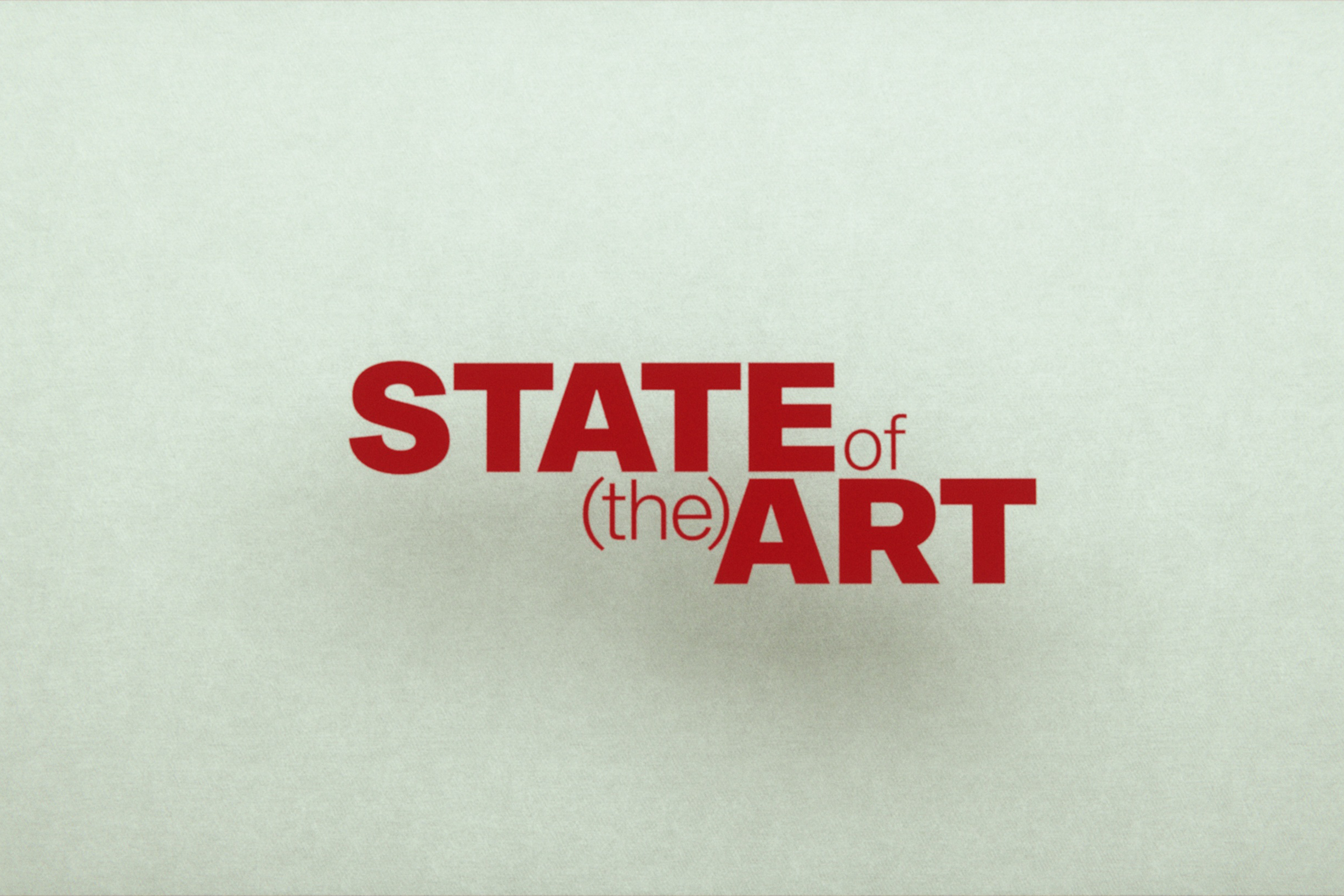 State of (the) Art
